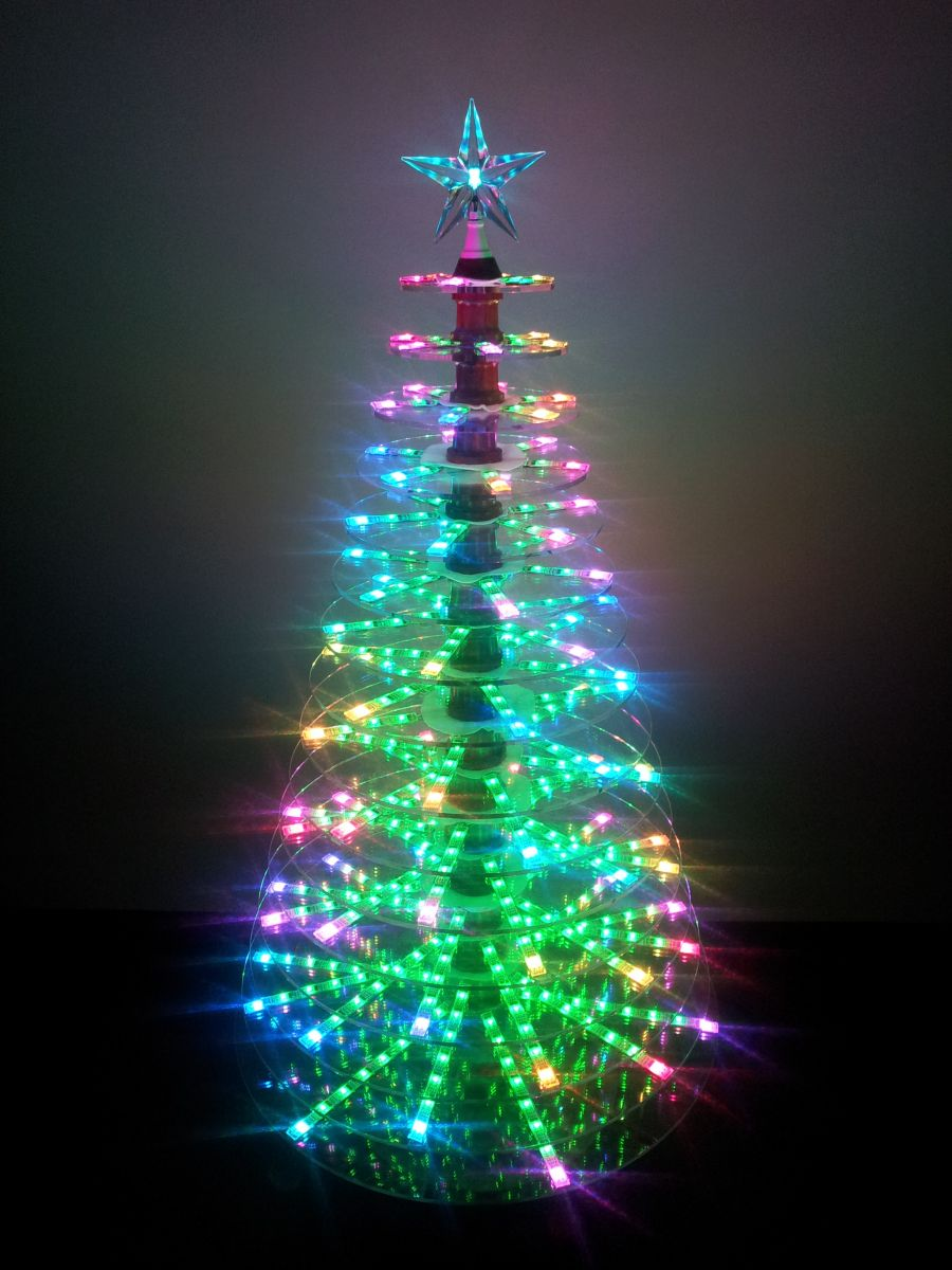 LEDmas Tree