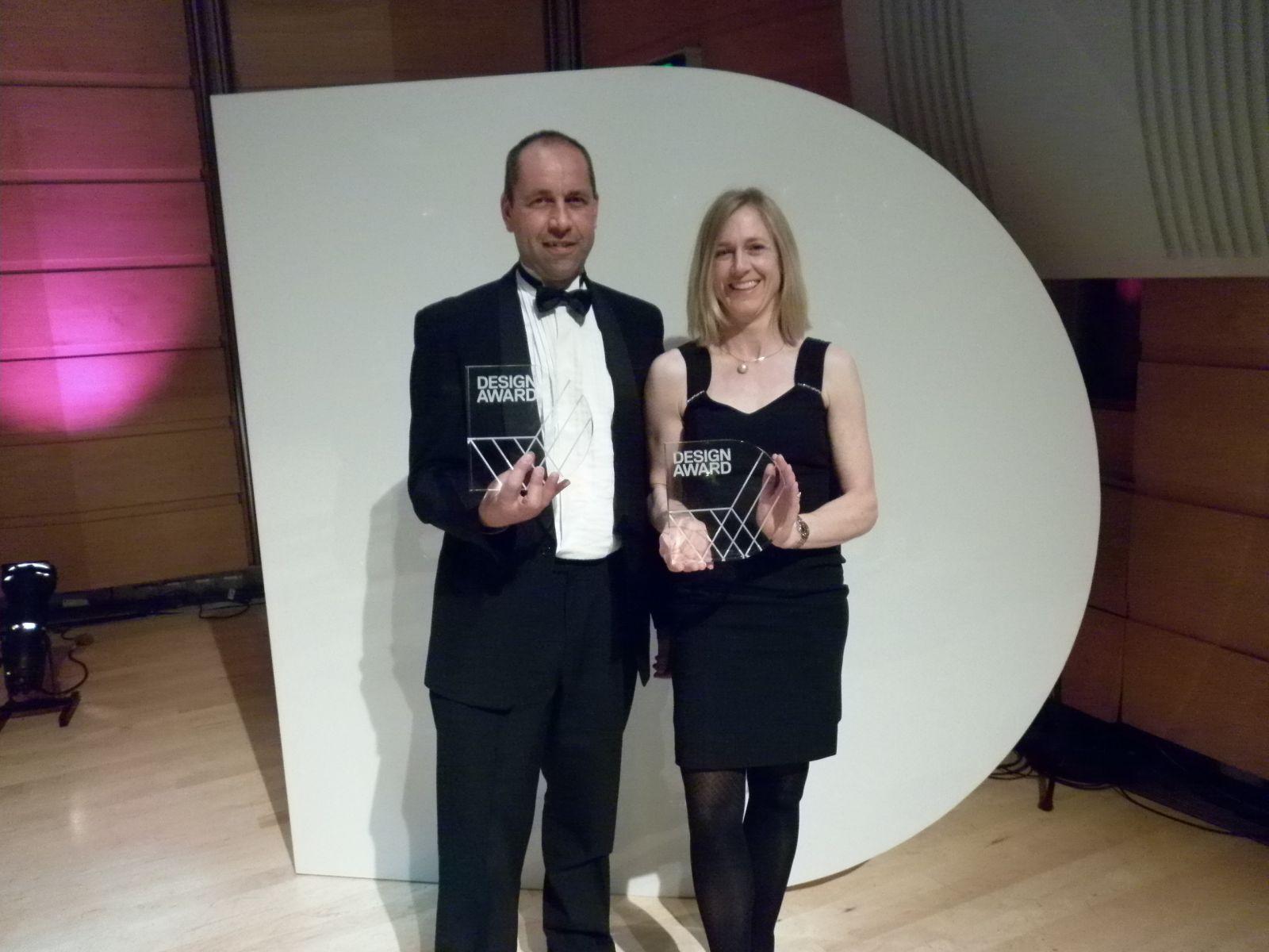 Applidyne 2012 Design Award Winners